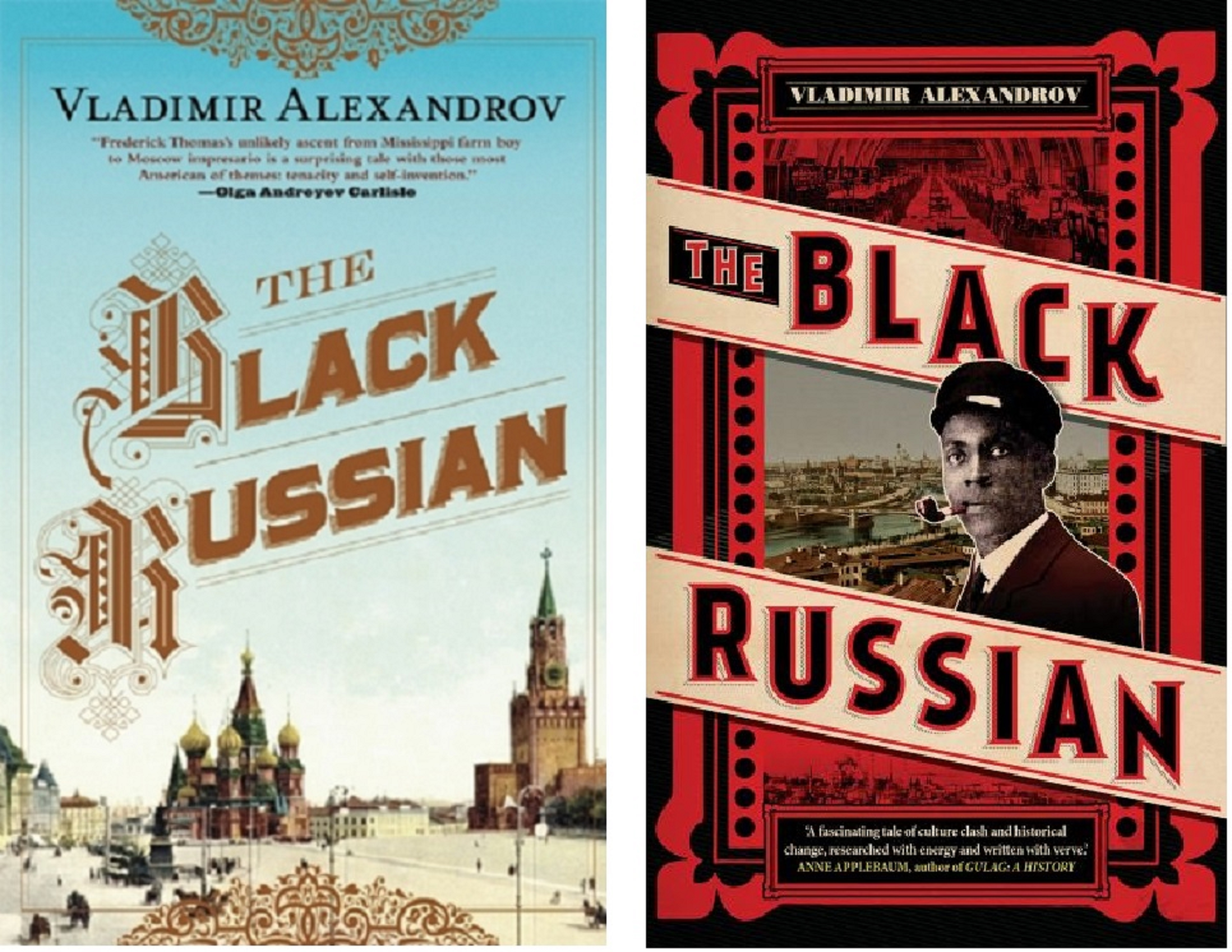 """""""The Black Russian"""" Biography"""