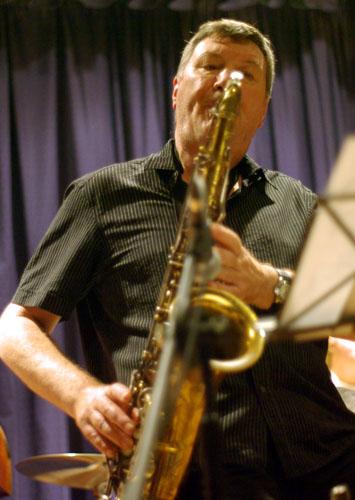 Stan Sulzmann 29600 Images of Jazz