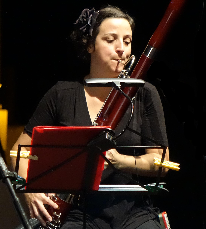 Sophie Bernardo in Sant' Anna Arresi Sardinia 2018