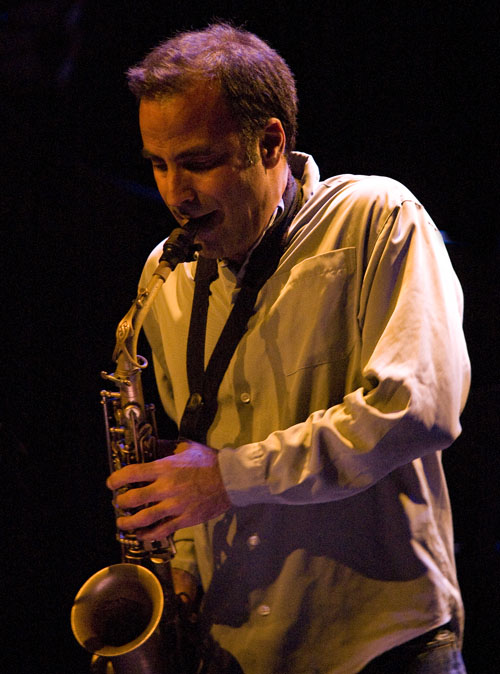 David Binney, Performing at L'Astral in Montreal, May 13, 2010