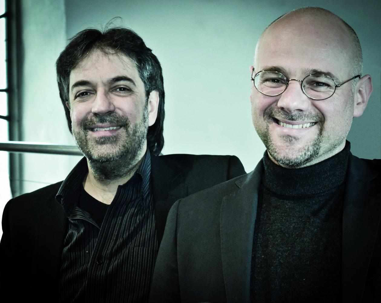Marco Santilli & Ivan Tibolla