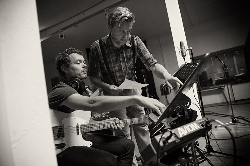 Jacob Bro & Niels Lyhne L