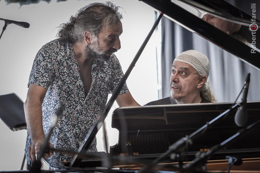 Stefano Bollani, Egberto Gismonti, Umbria Jazz 2017