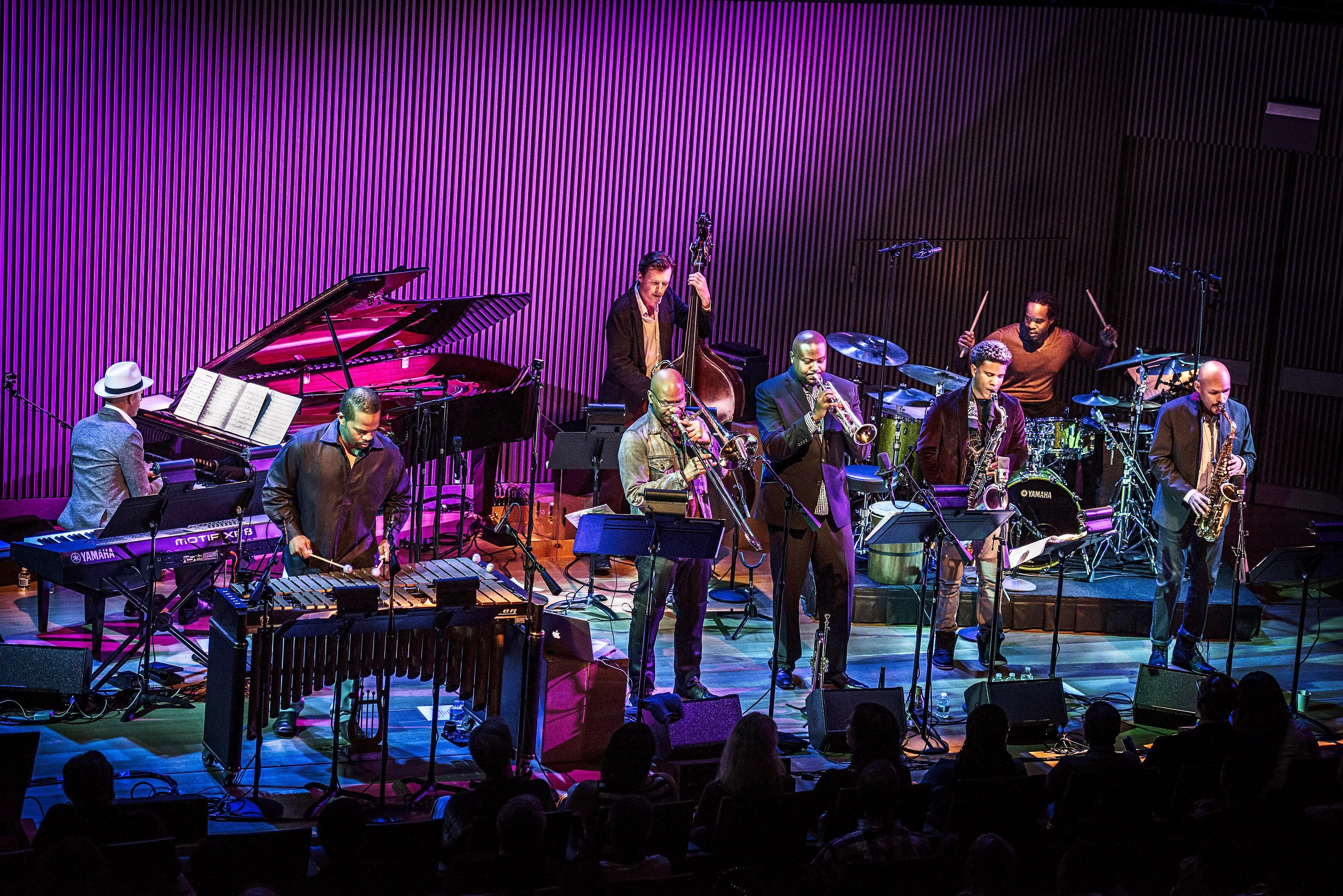 SFJAZZ Collective Performing