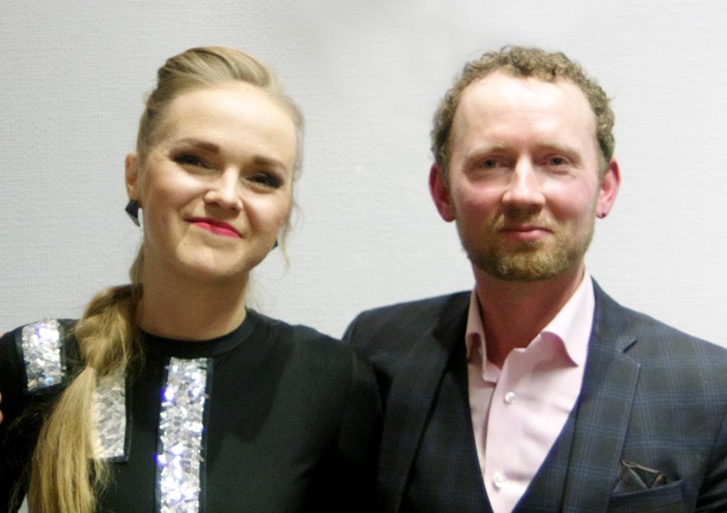 Kadri Voorand and Mihkel Malgand