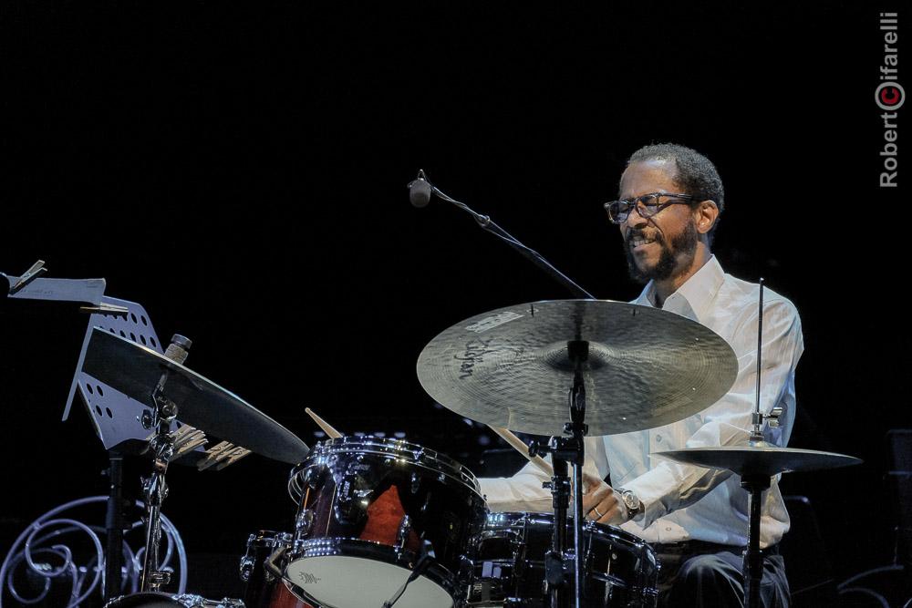 Brian Blade, Umbria Jazz 2017