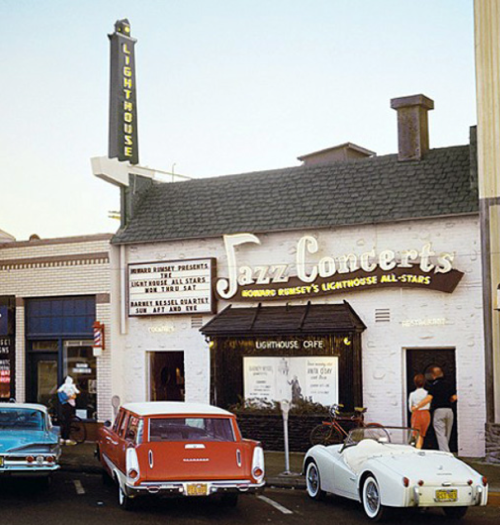 The Lighthouse Club In Hermosa Beach