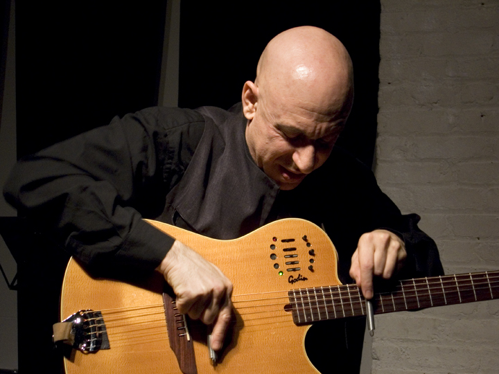 Elliott Sharp - The Stone 2008