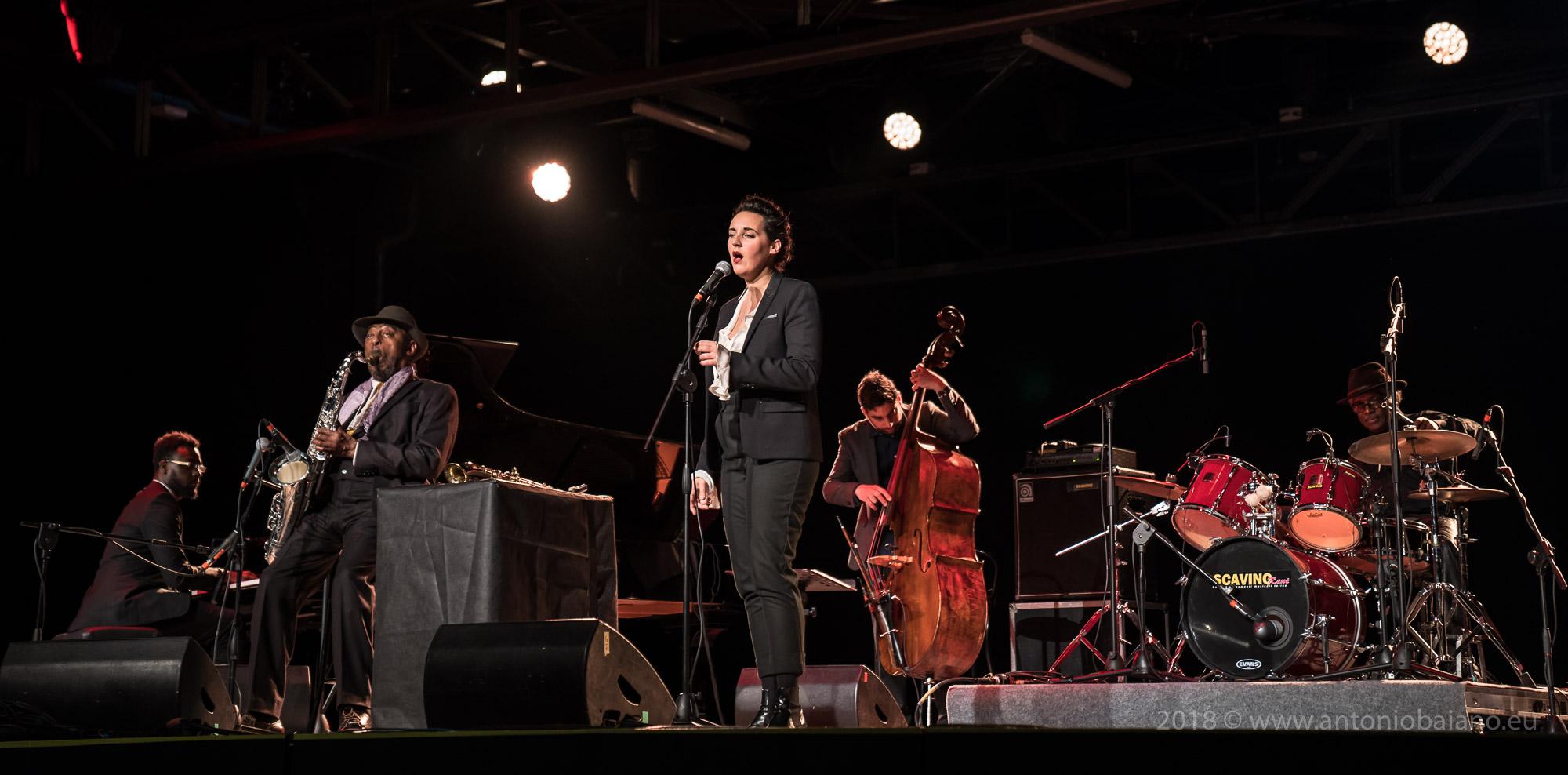 Archie Shepp Quartet - TJF18