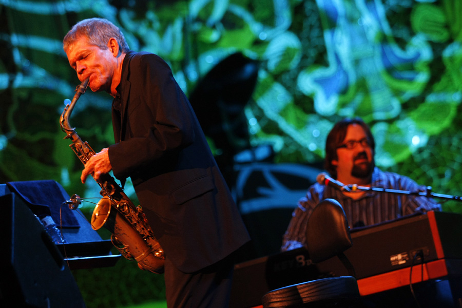 David Sanborn en el Festival de Jazz de Barcelona
