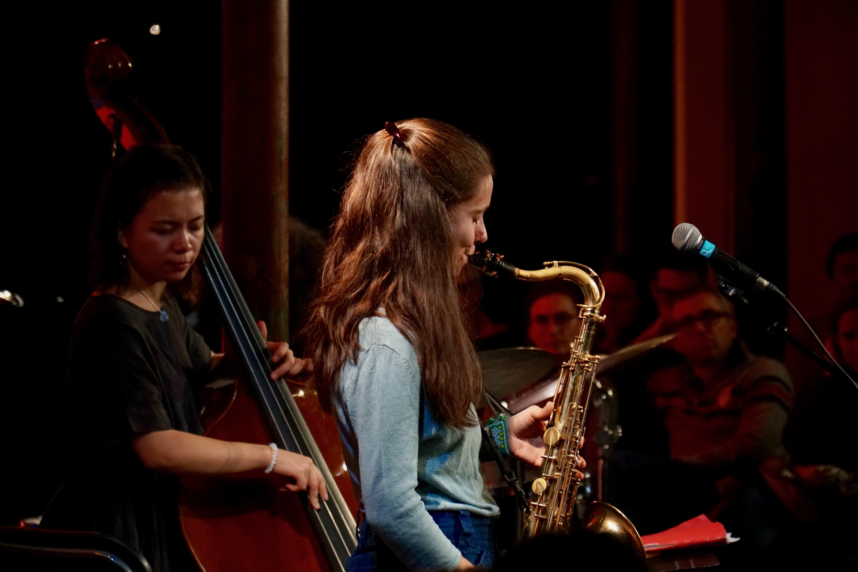 Maria Grand, Kanoa Mendenhall - Jazzdor Strasbourg 2019