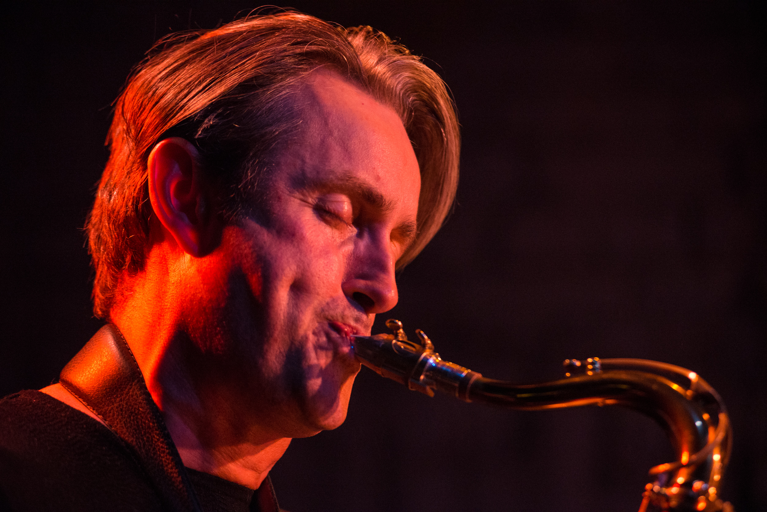 Arild Andersen Trio, Club Control, Bucharest, october 2018