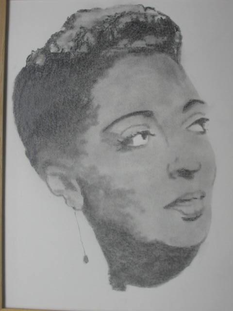 Jazz Legend Carmen McRae