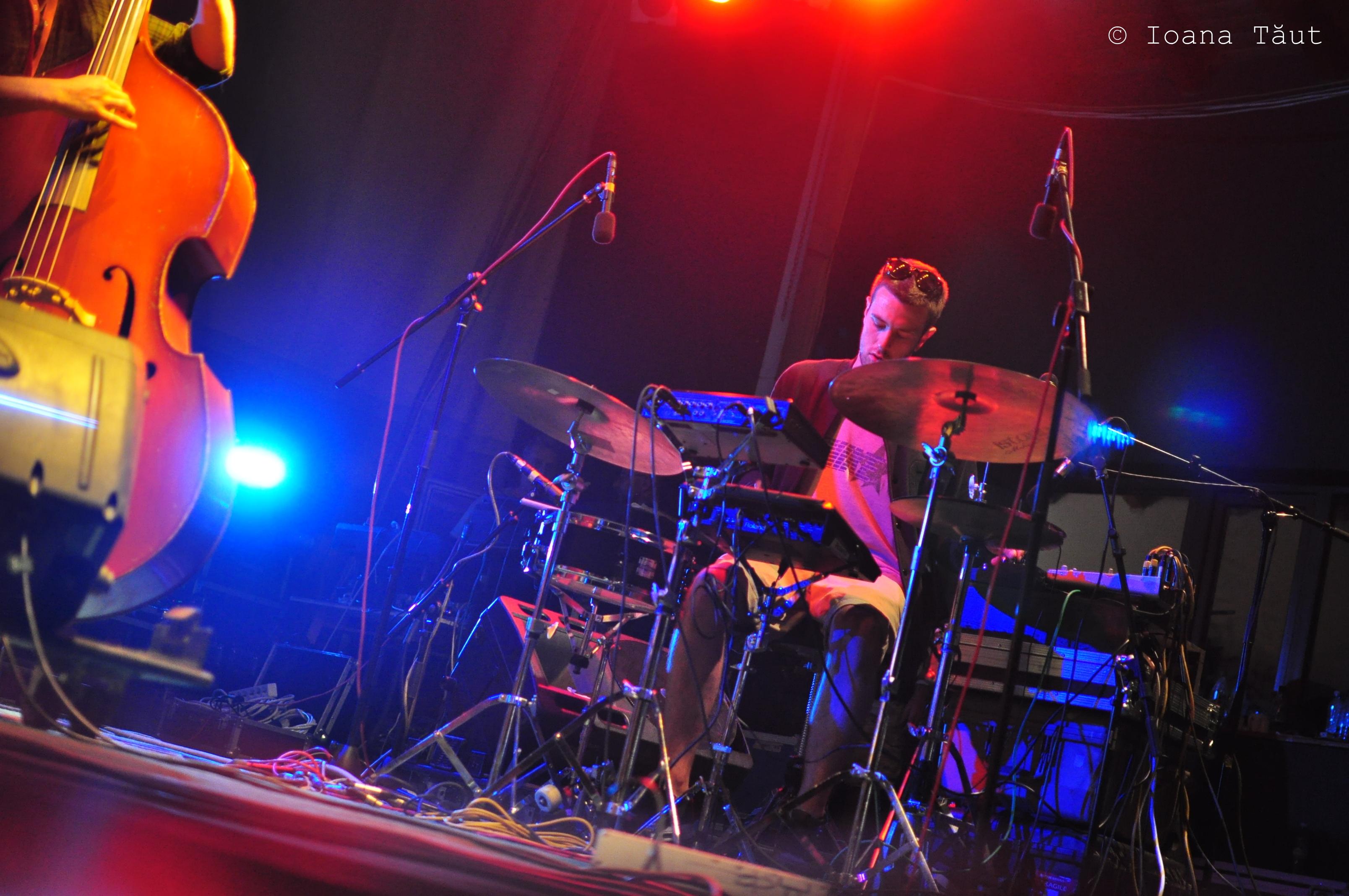 Portico Quartet @ Garana Jazz Festival 2012, Romania