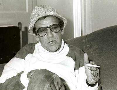 Buddy Rich, London, 1982