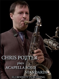 Chris Potter Transcription Book Available!
