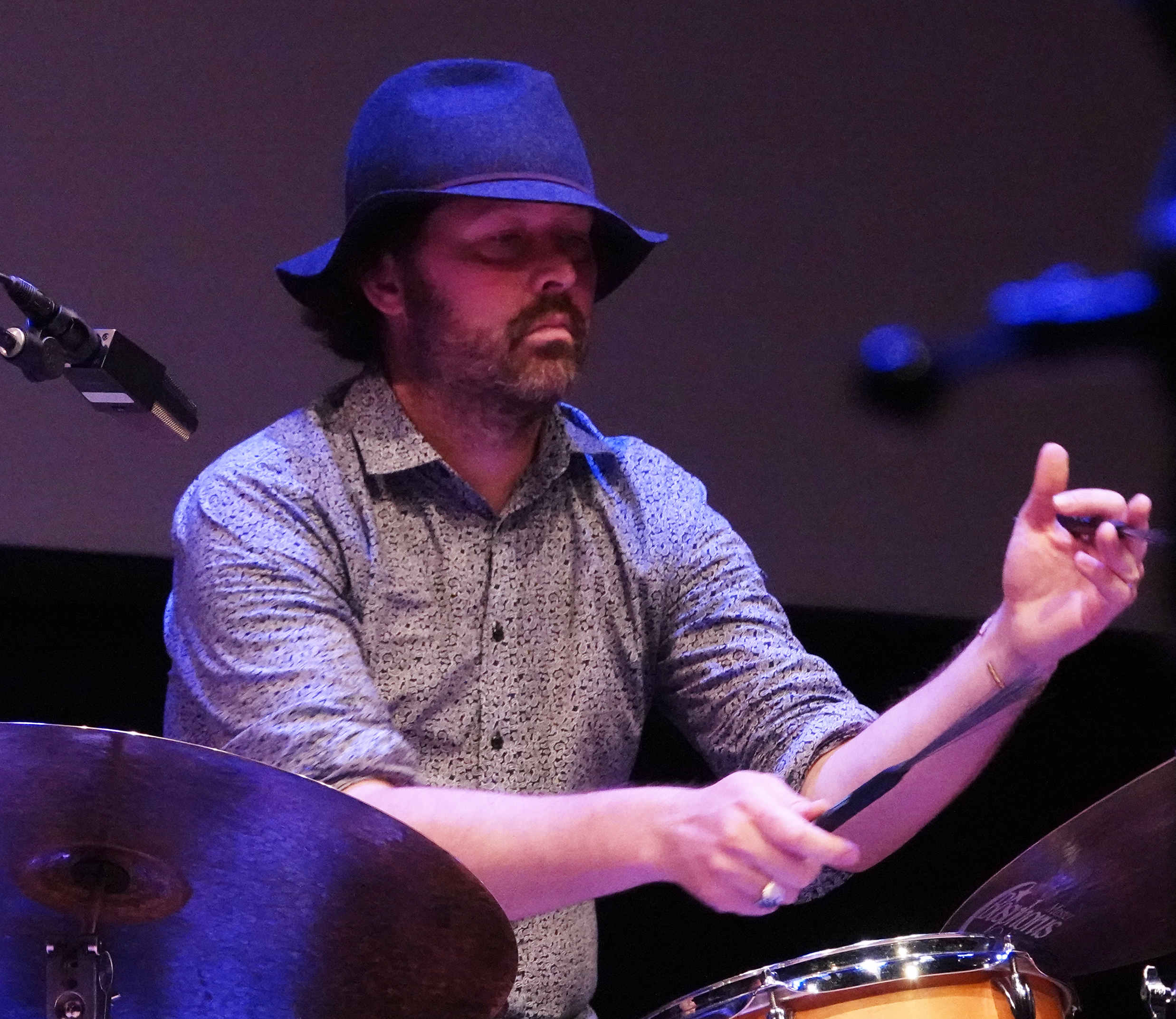 Jeremy Carlstedt at 24th Annual Vision Festival