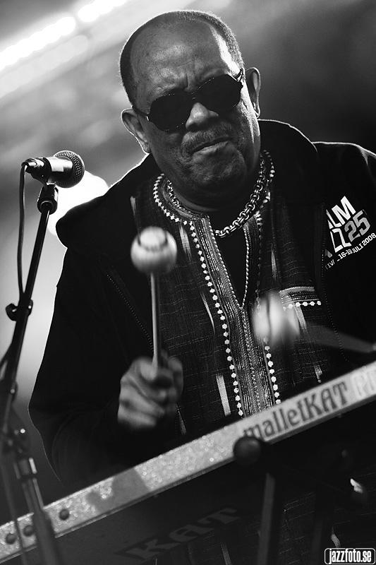Roy Ayers at STHLM Jazz 2010