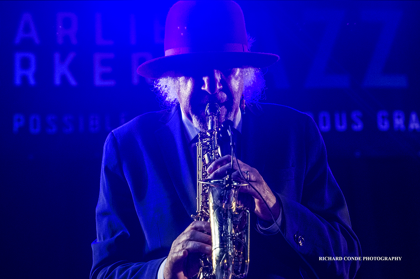 Gary Bartz at the 2018 Charlie Parker Jazz Festival