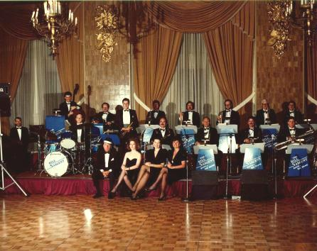 The Bill Sargent Big Band 1