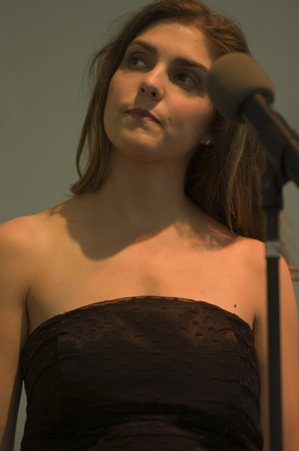 Lindsey Muir Live at Litchfield Jazz Festival