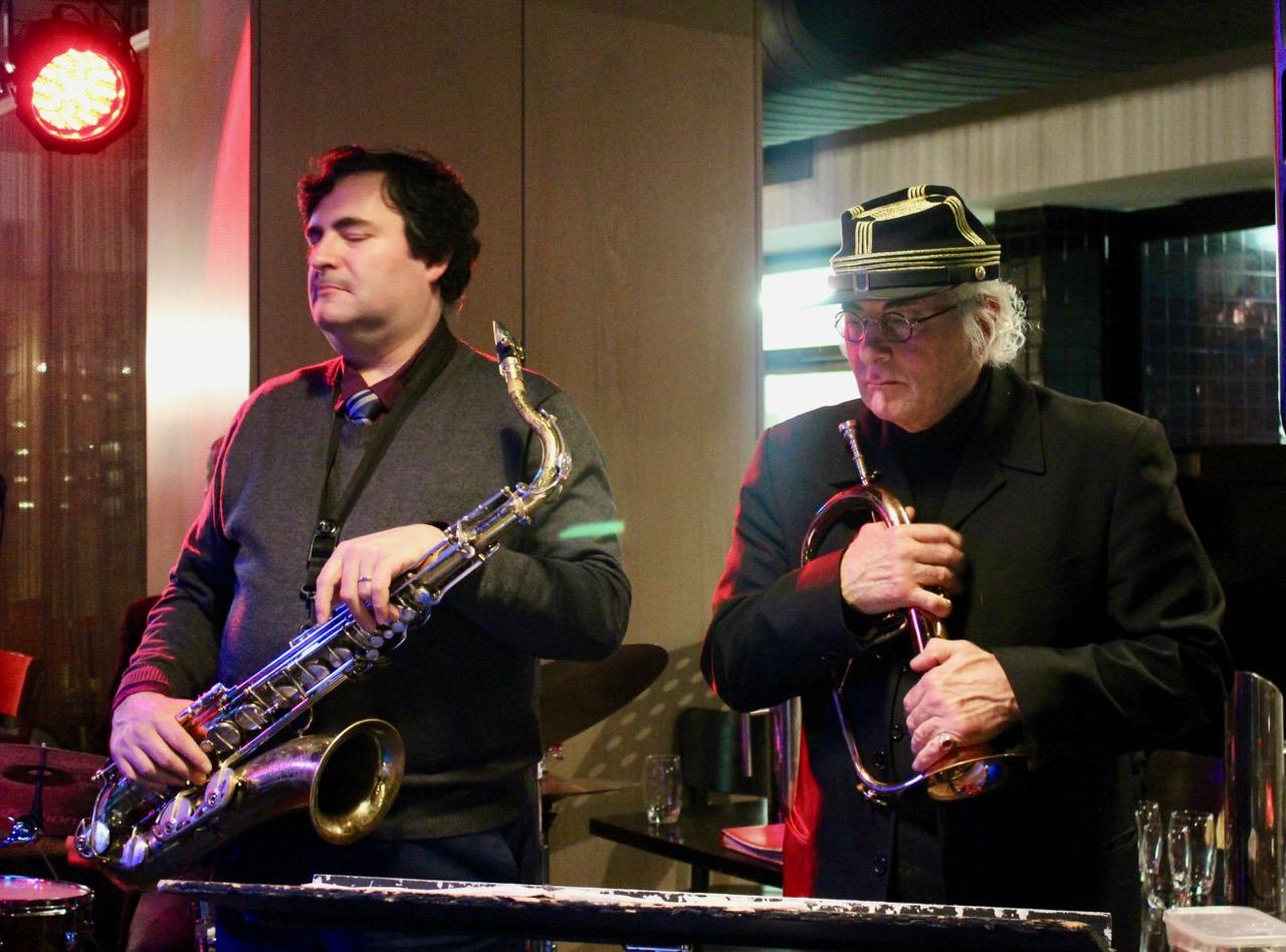 Mirko Guerrini & John Montesante