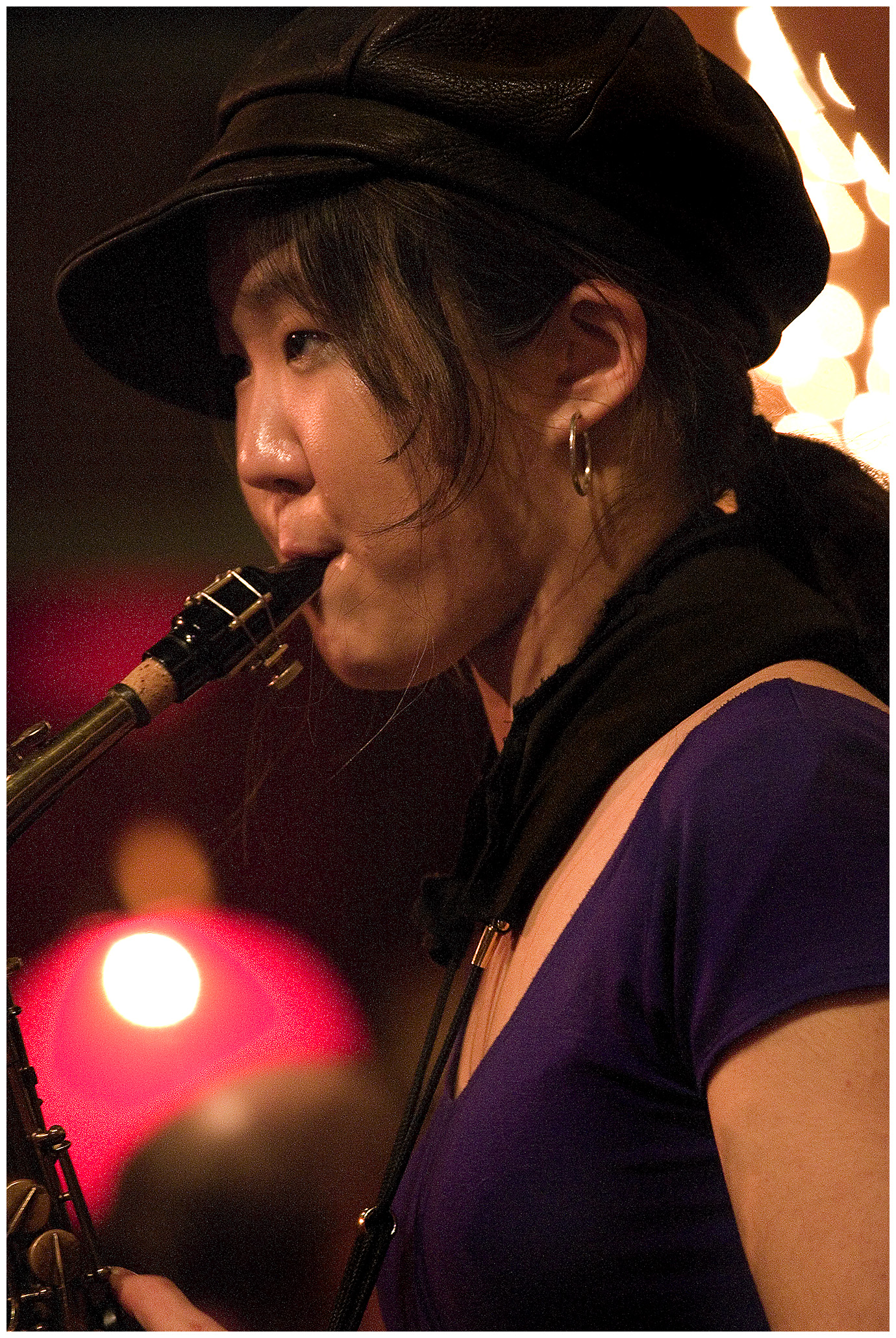 Grace Kelly<br>live at Chan's, Rhode Island, January 2008