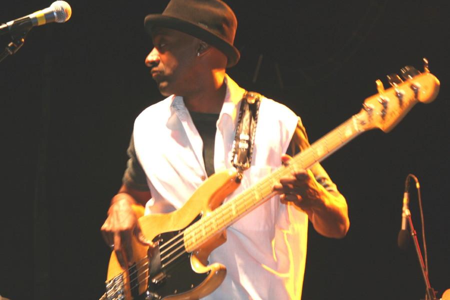 Marcus Miller Indy Jazzfest