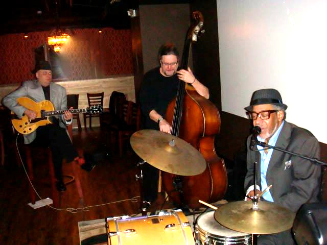 Bob niederriter trio with greg bandy and roger hines at secret cellar