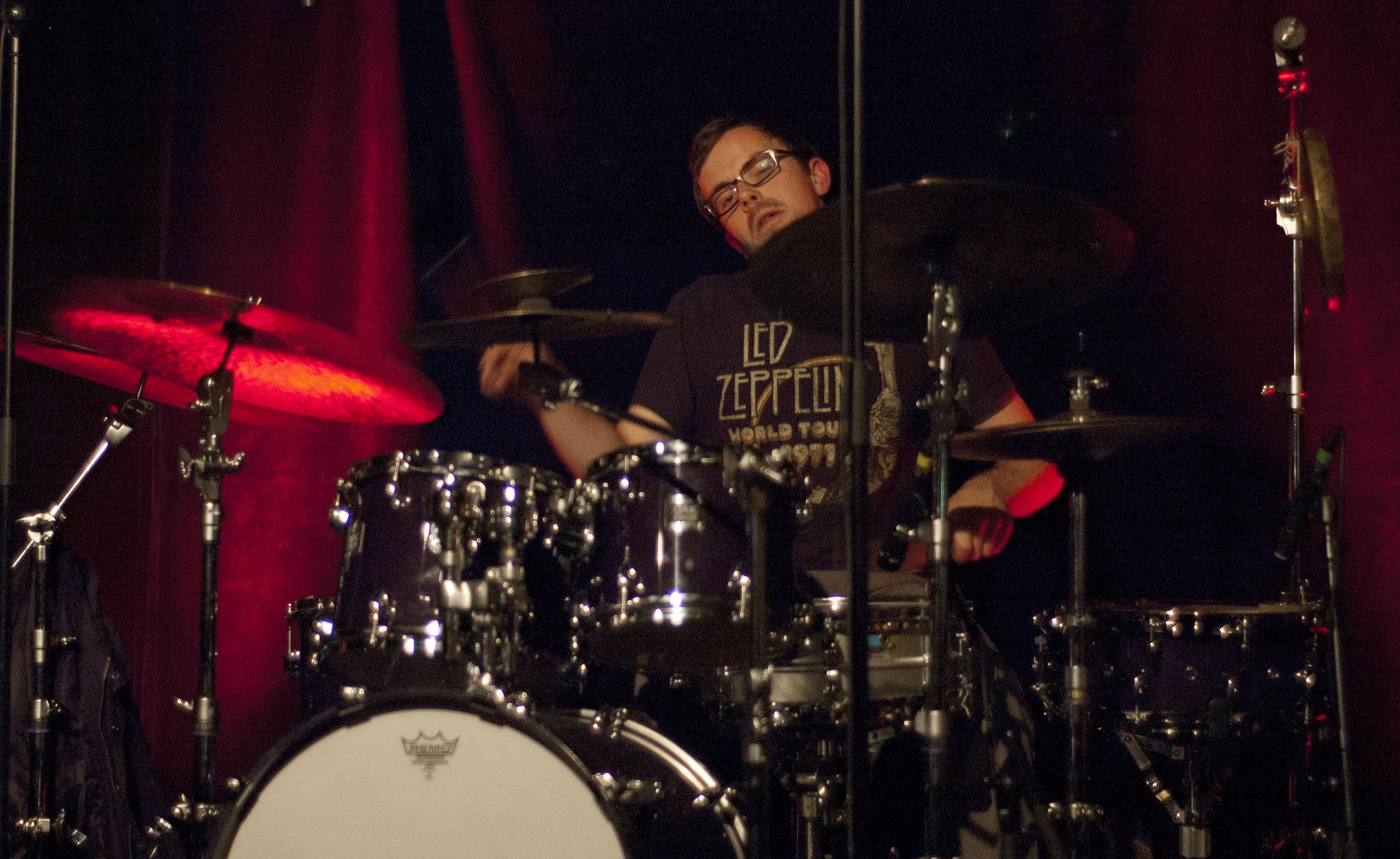 Lorenz Raab :Xy Band at Enjoy Jazz 2011