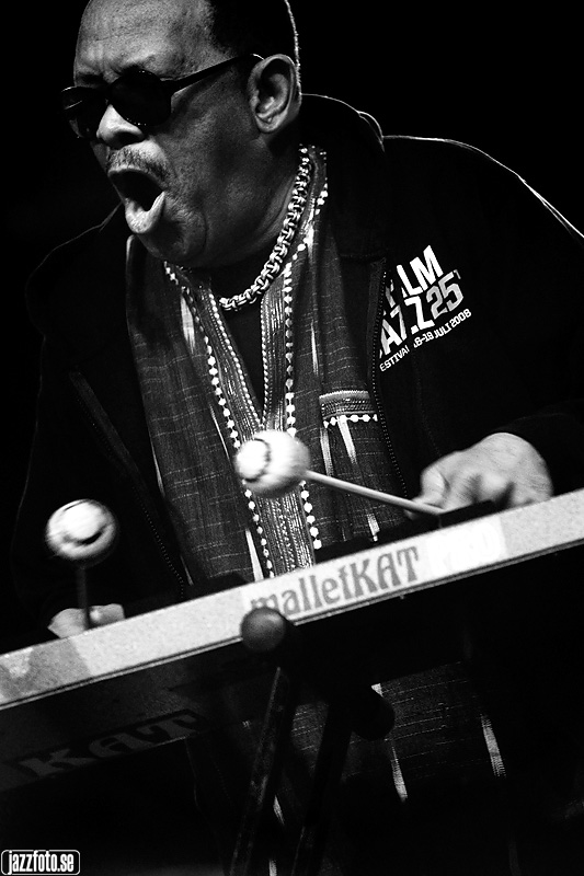 Roy Ayers at STHLM Jazz 2010
