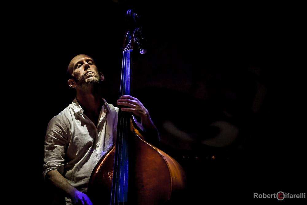 Matt Brewer Time in jazz 2018