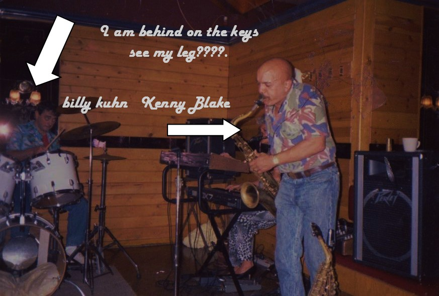 The Great Kenny Blake