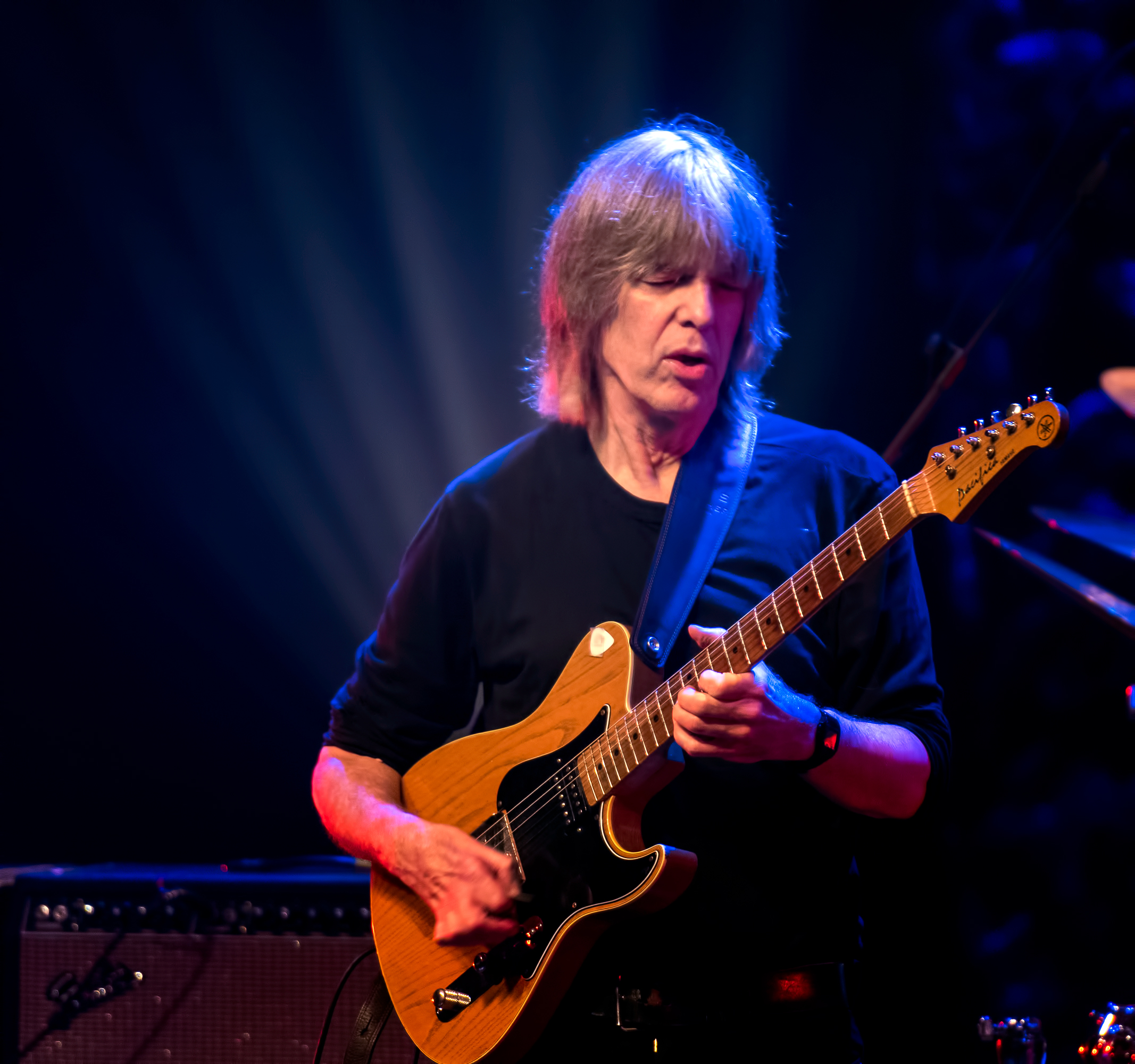 Mike Stern With The Stern/Brecker Band At The Montreal International Jazz Festival 2018