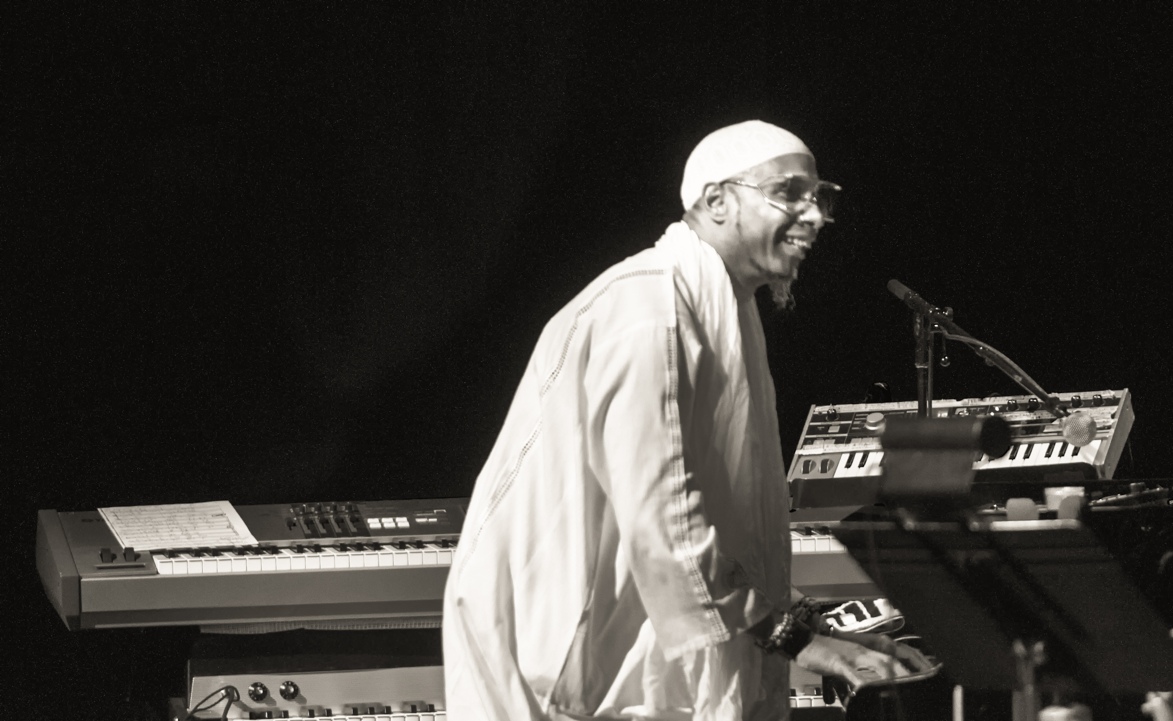 Omar sosa and the afri-lectric experience at the tempe arts center