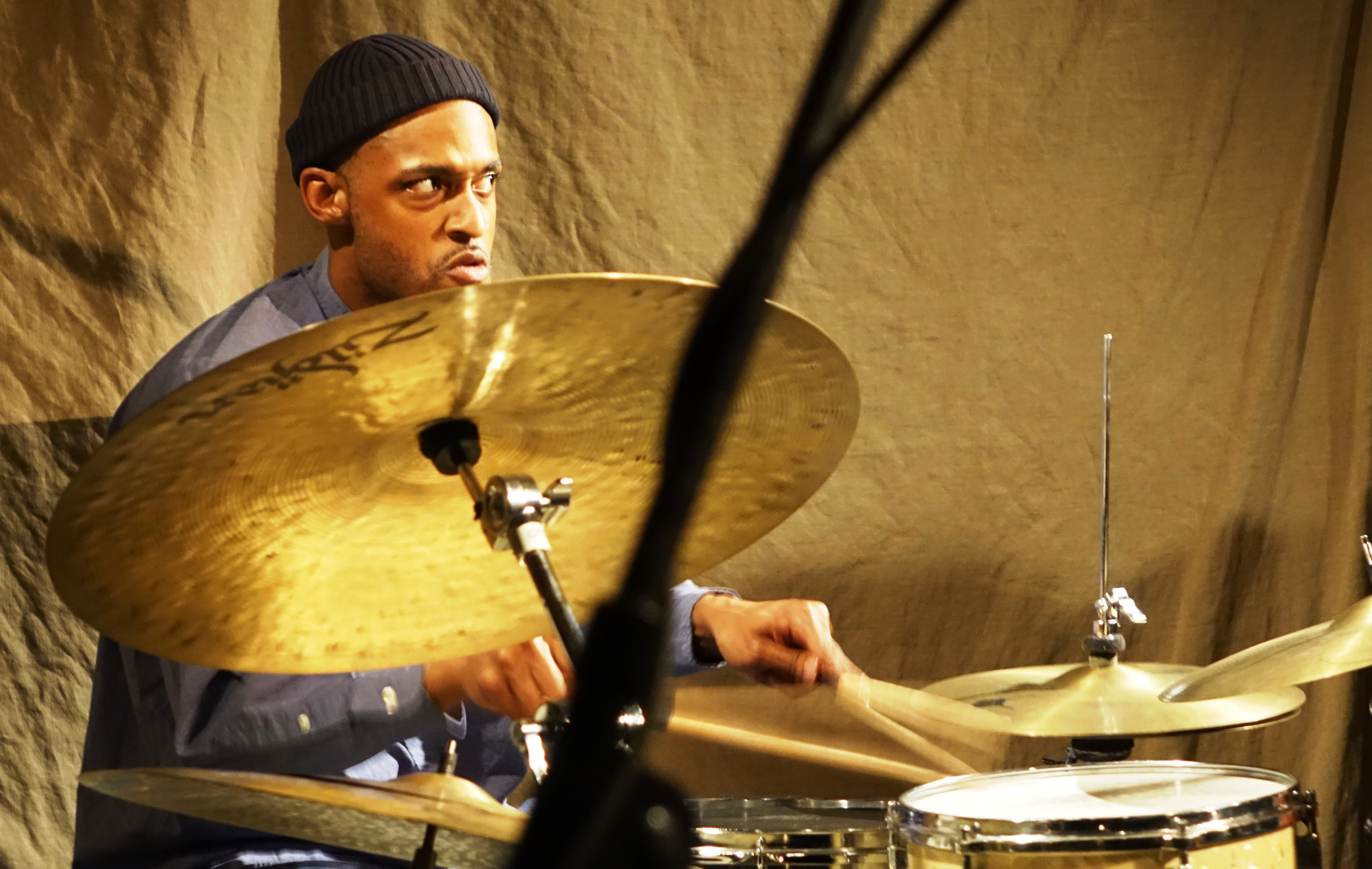 Tcheser Holmes at Cafe Oto, London in April 2018