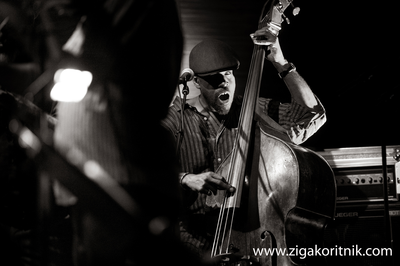 Jazz Passangers / Brad Jones