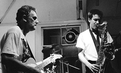 Dave O'Higgins & Jim Mullen