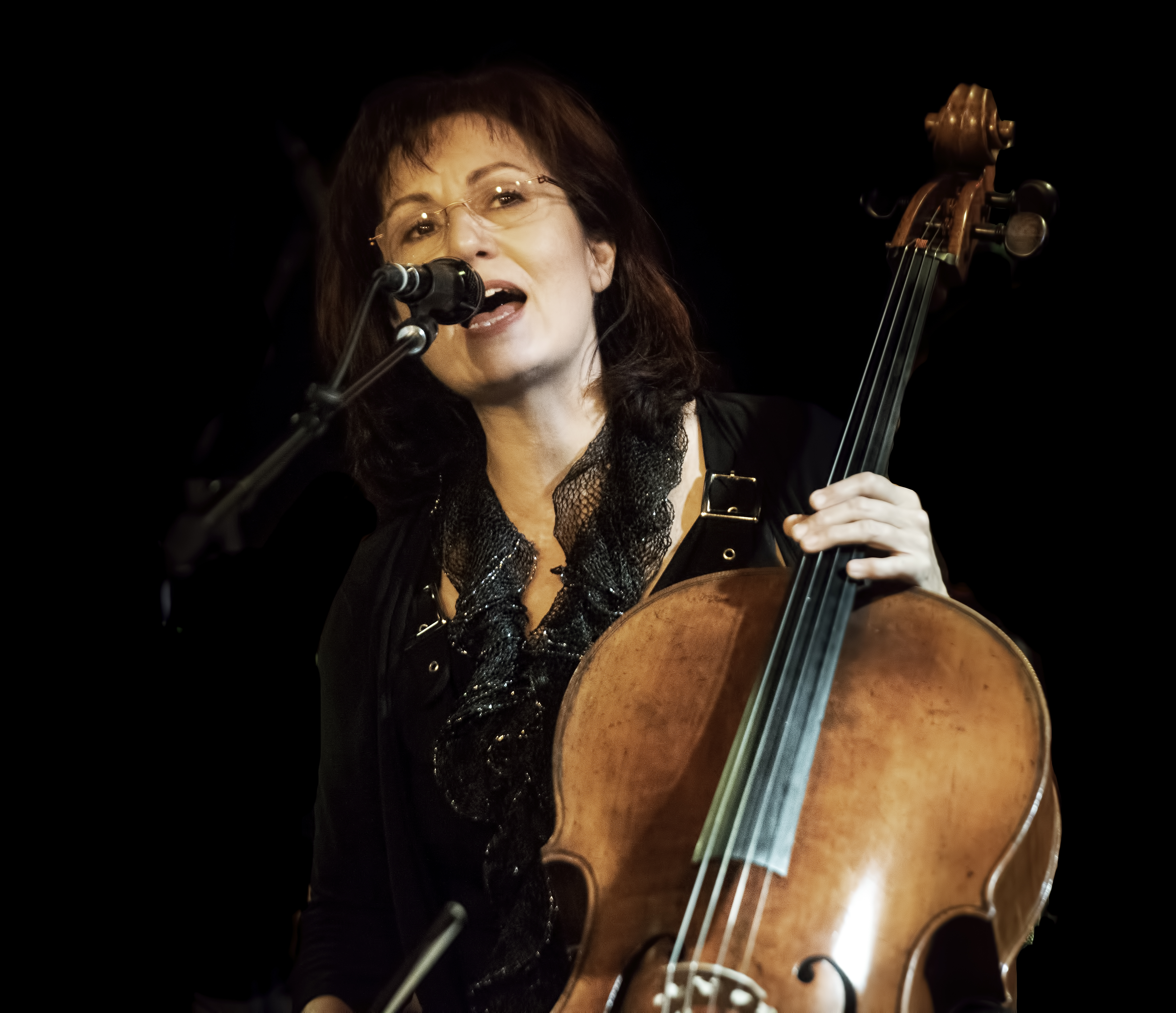 Wendy Solomon with Songs of Nick Drake at Hugh's Room in Toronto