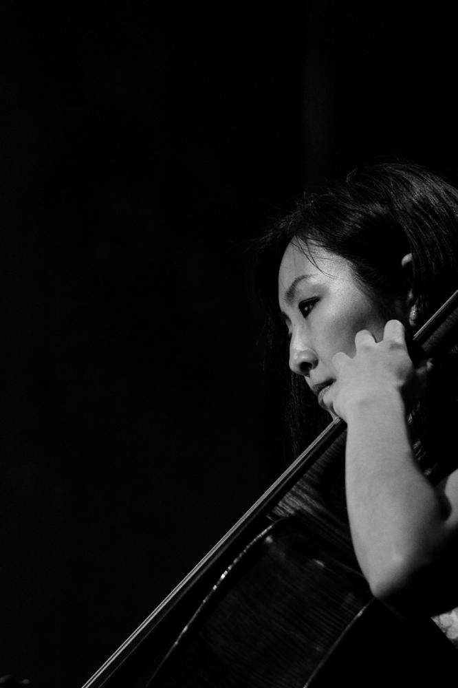 Sunny Jungin Yang, Kronos Quartet