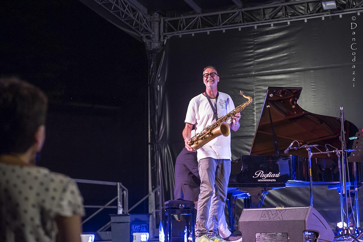 Robert Bonisolo,Crema Jazz Art Festival 2018