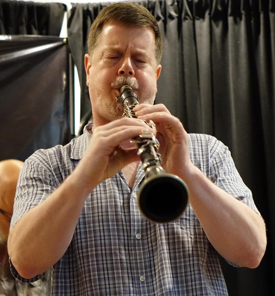 Ken Vandermark at Something Else! Festival
