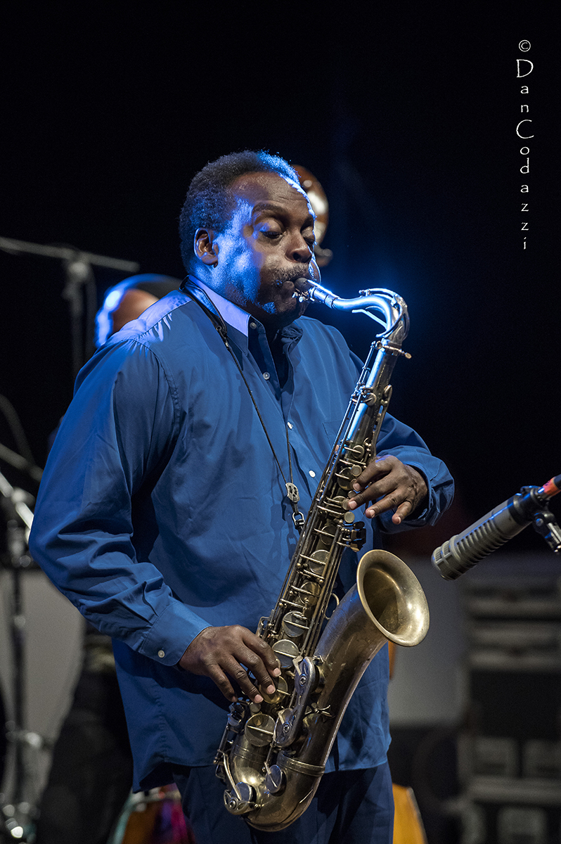 David Murray at Sant'Anna Arresi jazz Festival 201