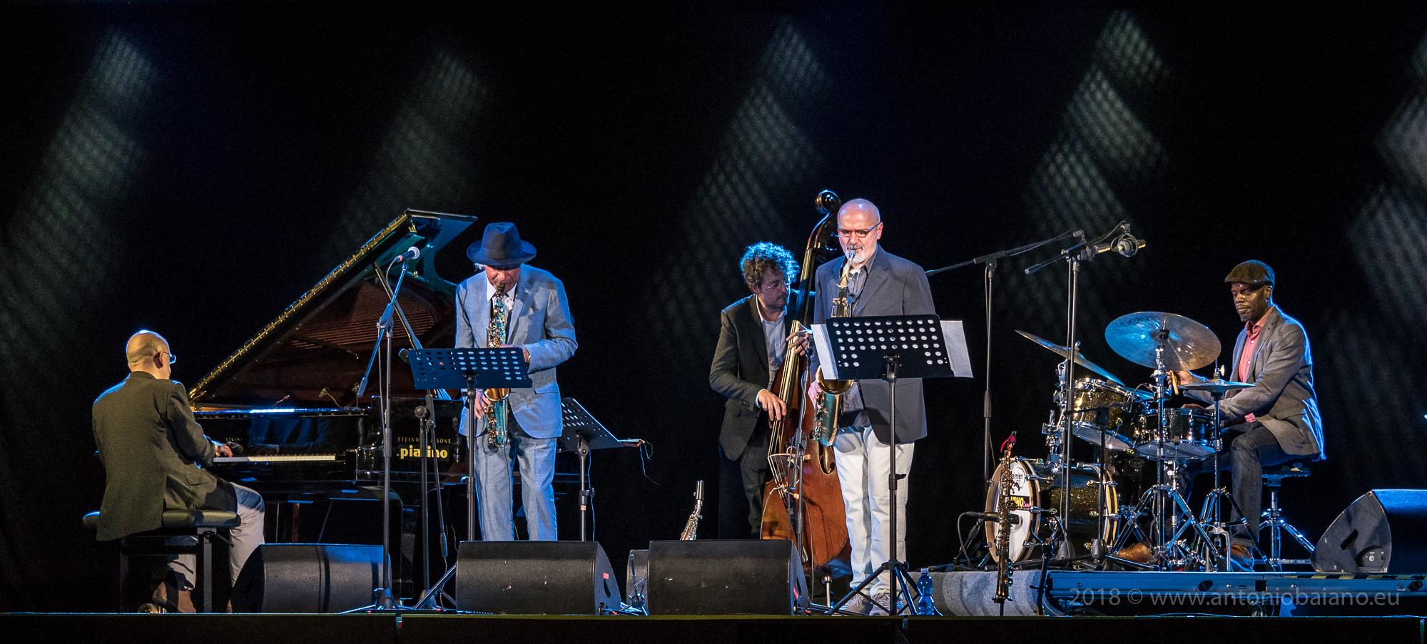Riccardo Ruggieri Quartet feat. Gary Bartz - TJF 2018