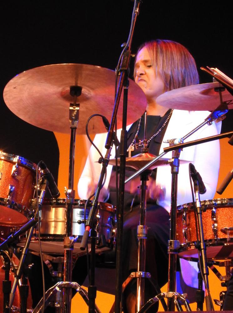 Terri Lyne Carrington, Monterey Jazz Festival, 2016