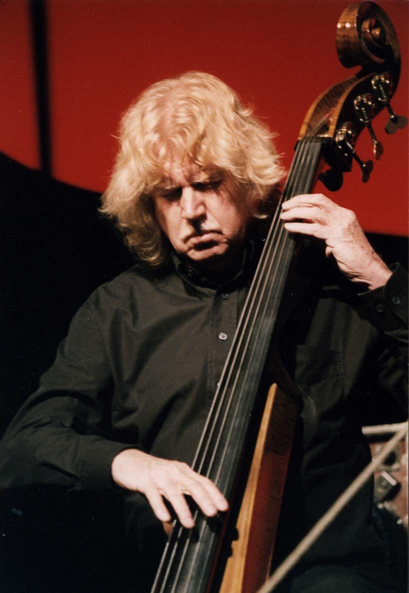Eberhard Weber, Guinness Cork Jazz Festival, Oct. 2003