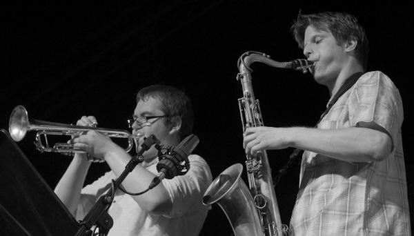 Miroslav Hloucal & Lubos Soukup: Points / Getxo Jazz 2009
