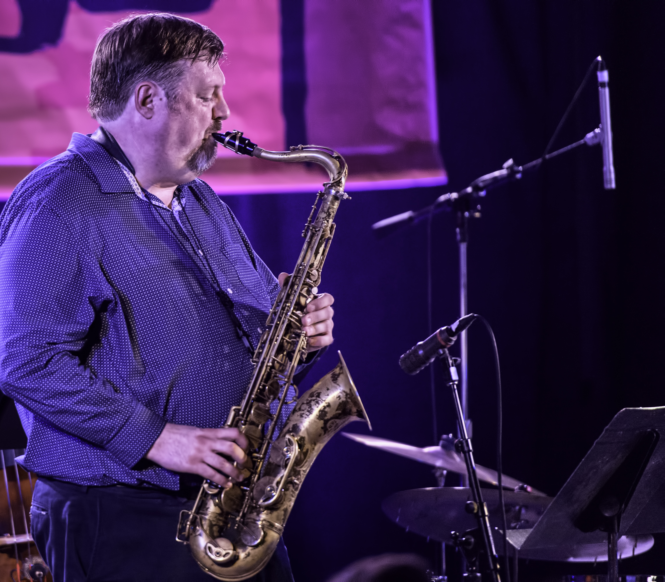 Joel Frahm with Quartet 90th Birthday Party Tribute to Stan Getz at the Monterey Jazz Festival