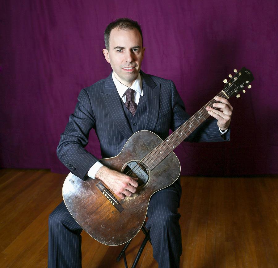 Acclaimed Guitarist Nick Russo Offers Comprehensive Blues Guitar Masterclass Via Jam Play