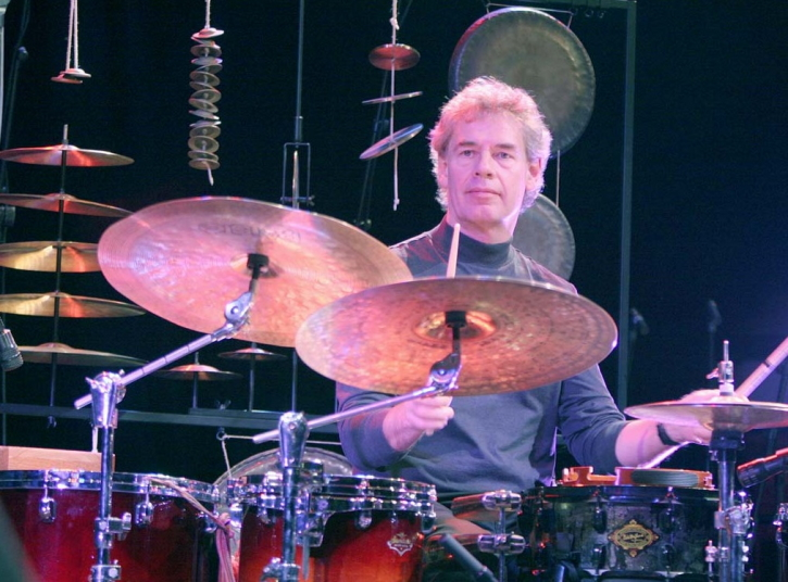 Bill Bruford Announces The Availability Of His Whole Back Catalogue On Digital Platforms